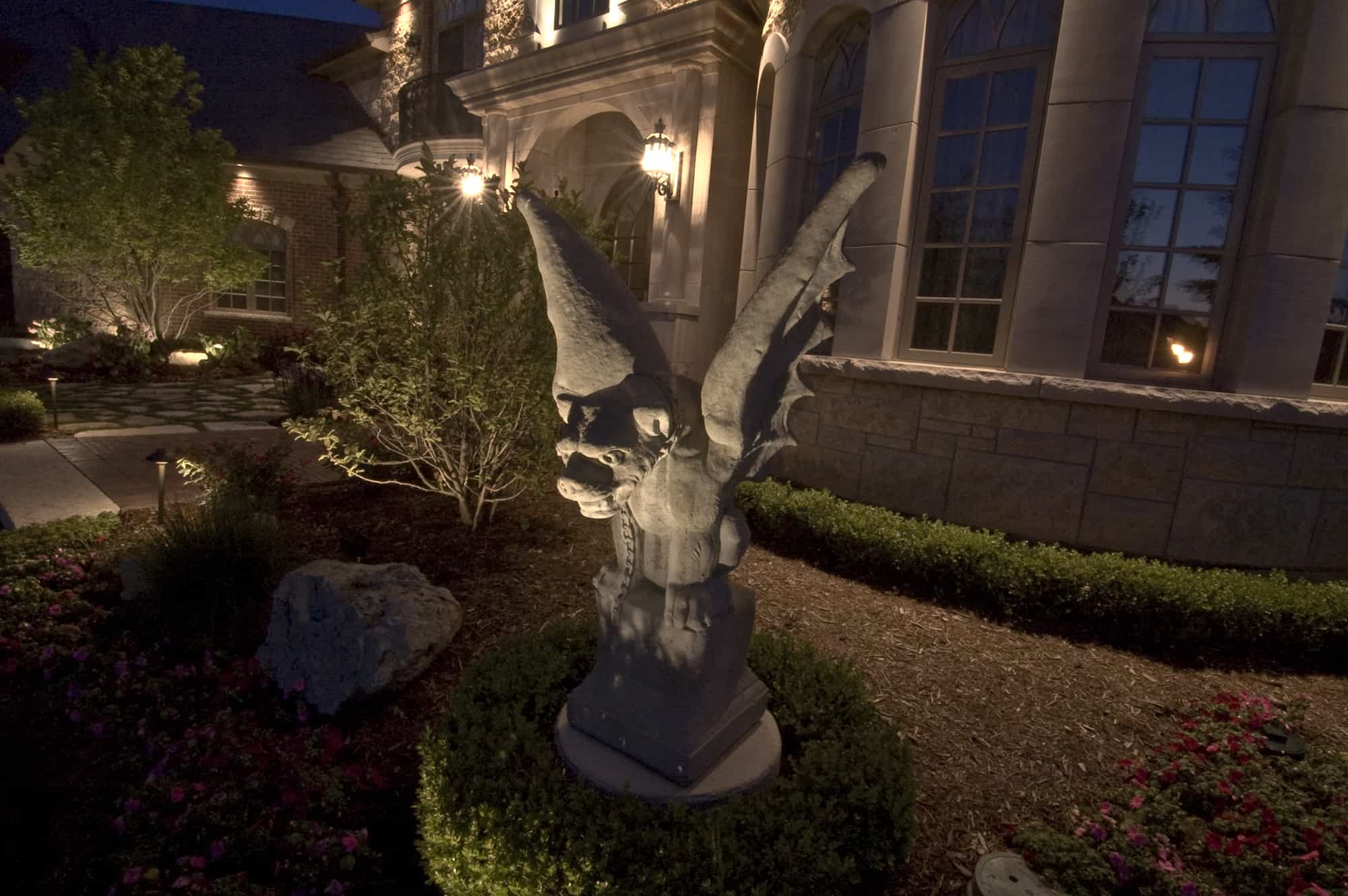 Accent Lighting Outdoor Lighting In Chicago Il