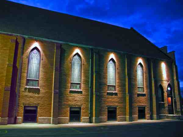 Commercial Buildings - Outdoor Lighting In Chicago Il