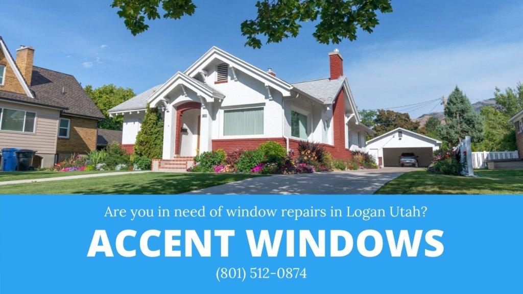 Window Repair Logan UT