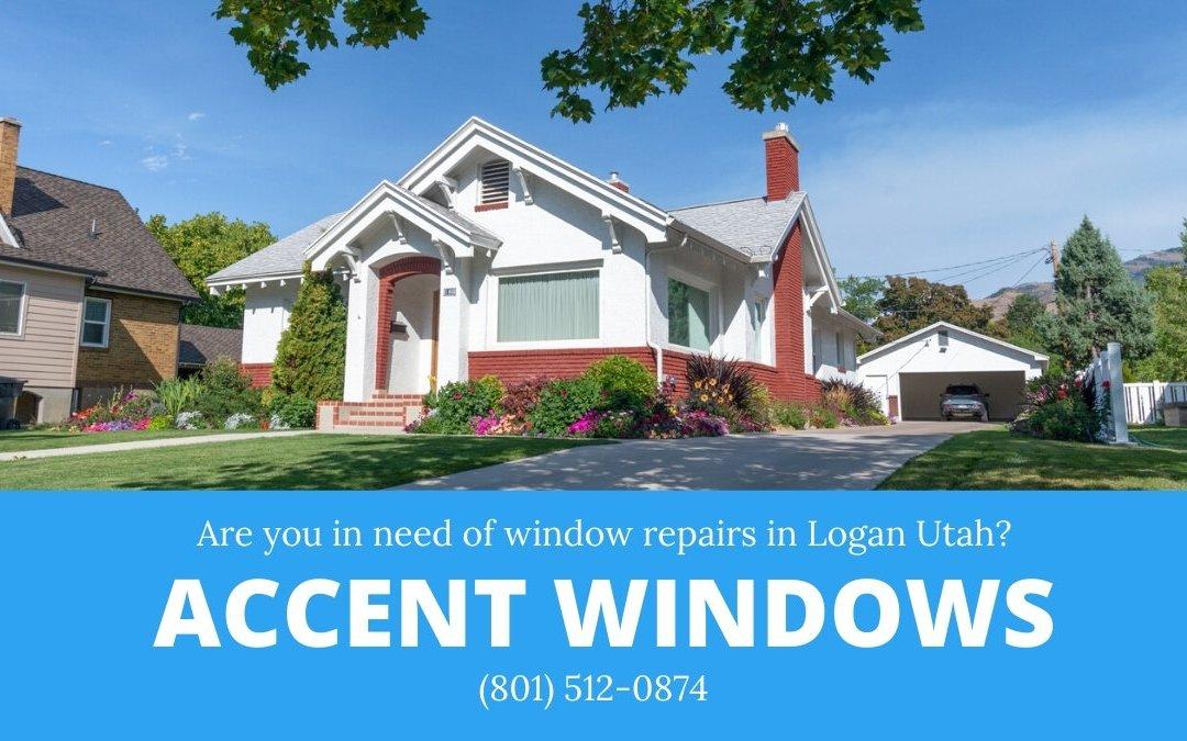 Home Window Repair in Logan UT