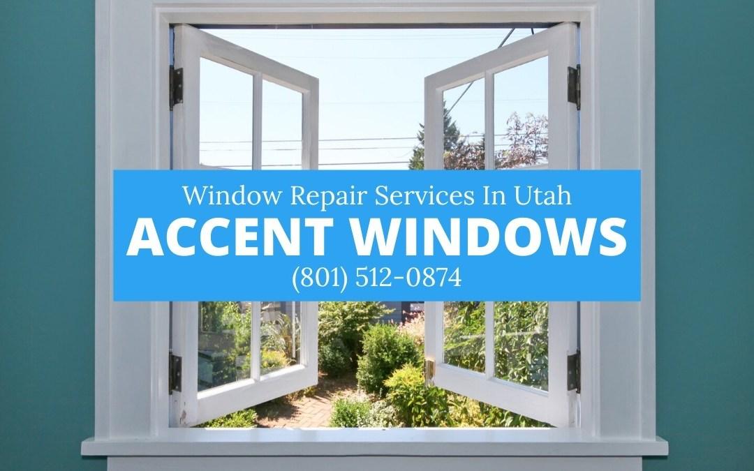 Window Repair Services in Ogden UT