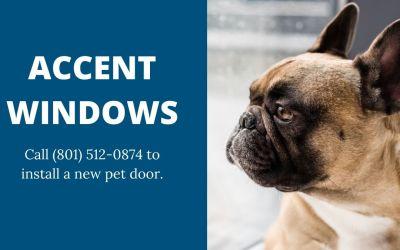 High-Quality Pet Door Installation in Tremonton