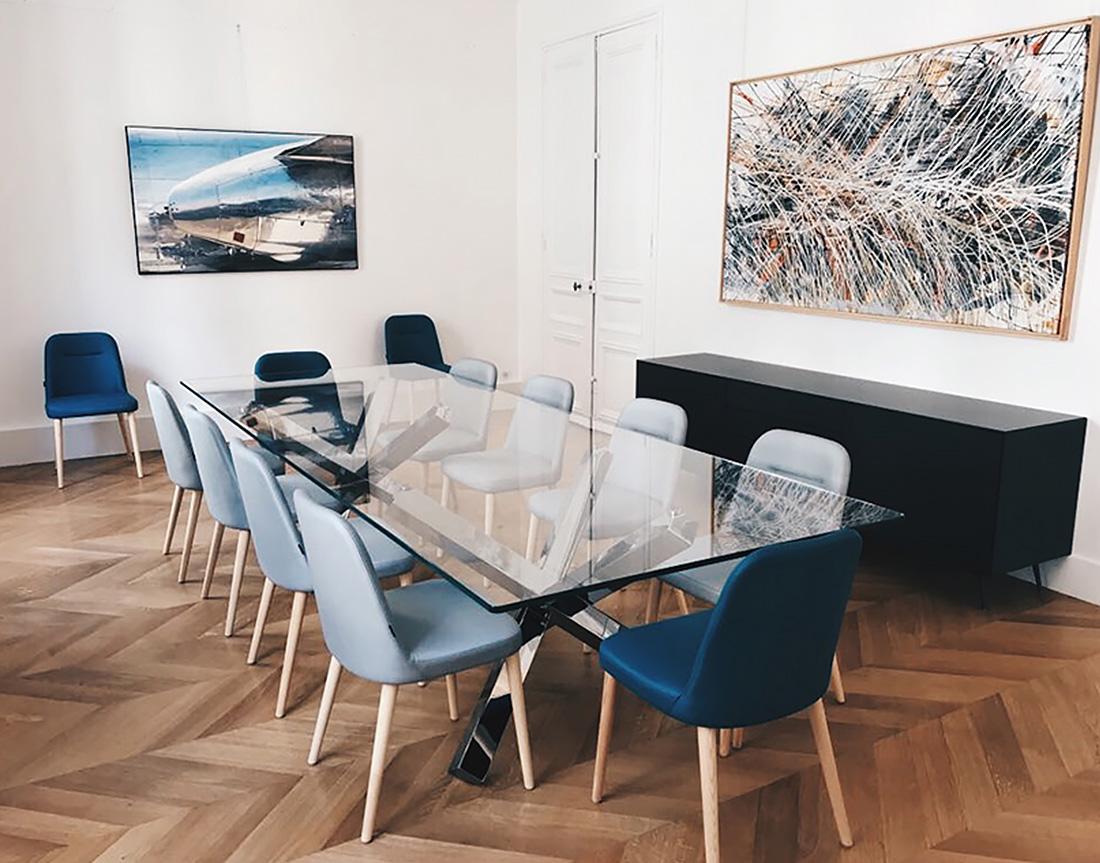 salle de réunion design