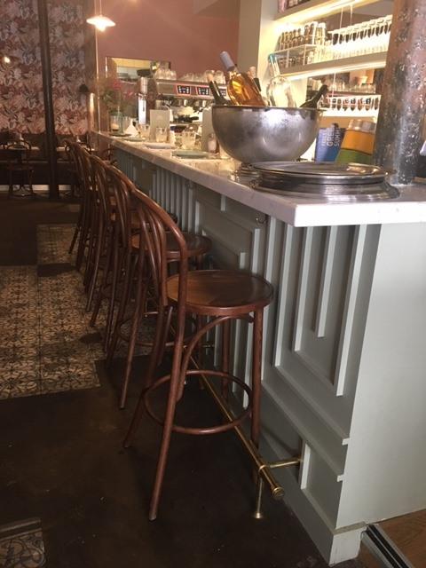 tabourets de bar bistrot