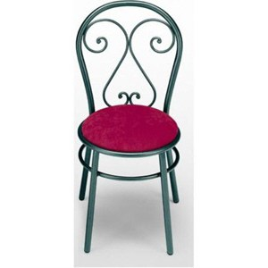 Chaise bistrot m?tal