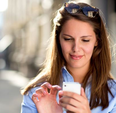Woman Uses Dating App and Worries about STDs
