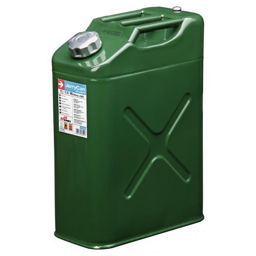 Bidn de gasolina Jerrycan 20 litros Certificacin UN