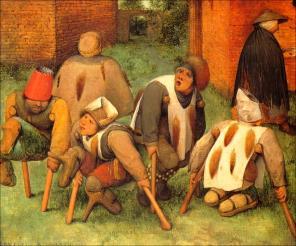 Los lisiados (1568)