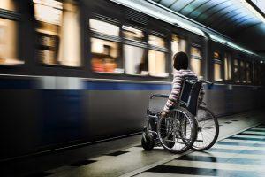 discapacidad metro