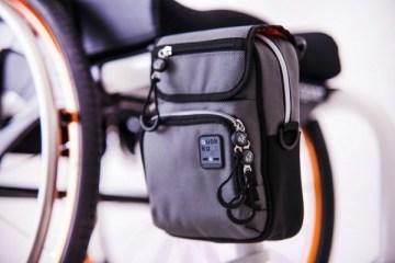 Quokka Wheelchair Bag - Vertical