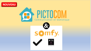 Illustration Pictocom et Somfy