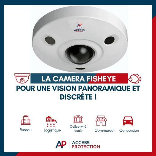 caméra Fisheye