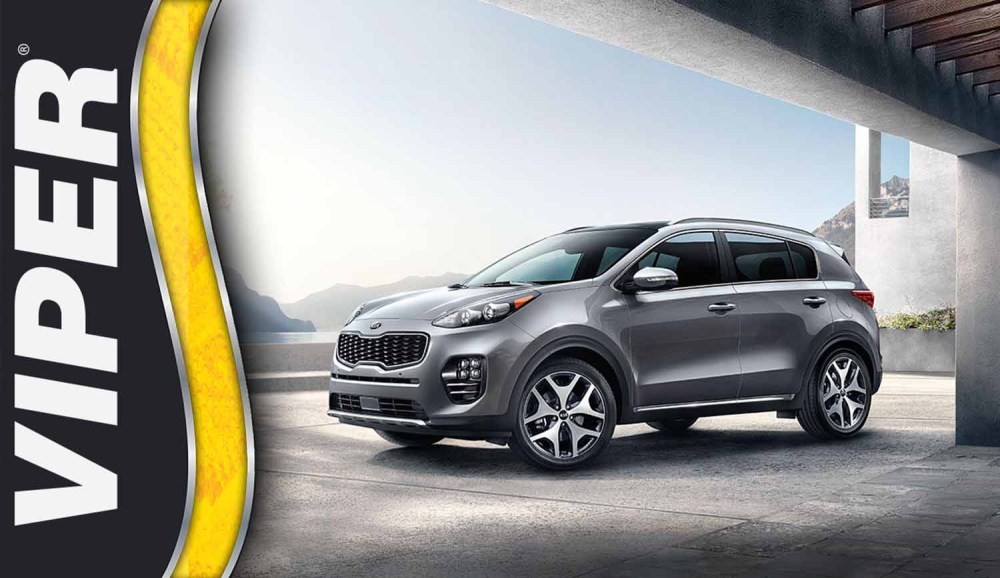 medium resolution of building the ultimate security and convenience system for the 2015 kia sportage with the new viper ds4
