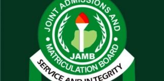 The 2021 Unified Tertiary Matriculation Examination, JAMB has confirmed the registration of over 300,000 applicants.