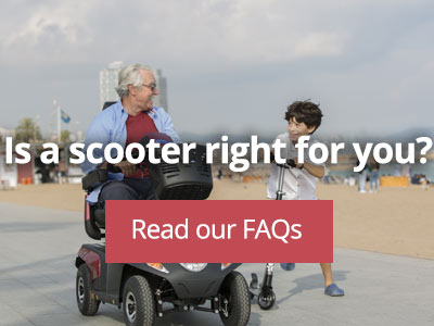 Is a mobility scooter for you