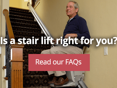 Is a stair lift right for your FAQs