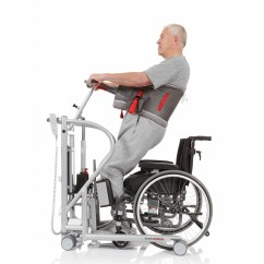 Sit To Stand Chair Lift Carex Rubbermaid Shower Minilift200 Access At Home Inc With Minilift