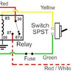 Power At Light Wiring Diagram John Deere 3020 Gas How To Wire Fog And Driving Lights Harness Alternative Or Schematic