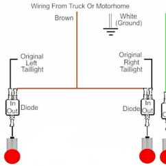 Vehicle Wiring Diagram 2jz Ge Towed All Data Trailer Tow Bar For Towing Vehicles Parked On Properties