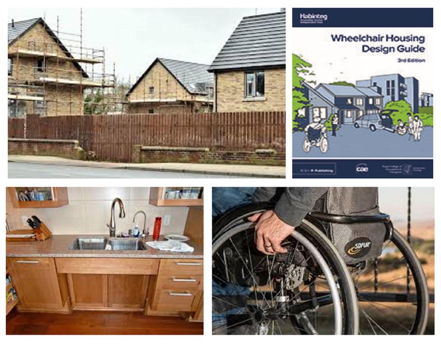 wheelchair housing design guide how to recane a chair habinteg release 3rd edition of