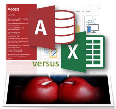 Microsoft Access Database Next Generation of Spreadsheets