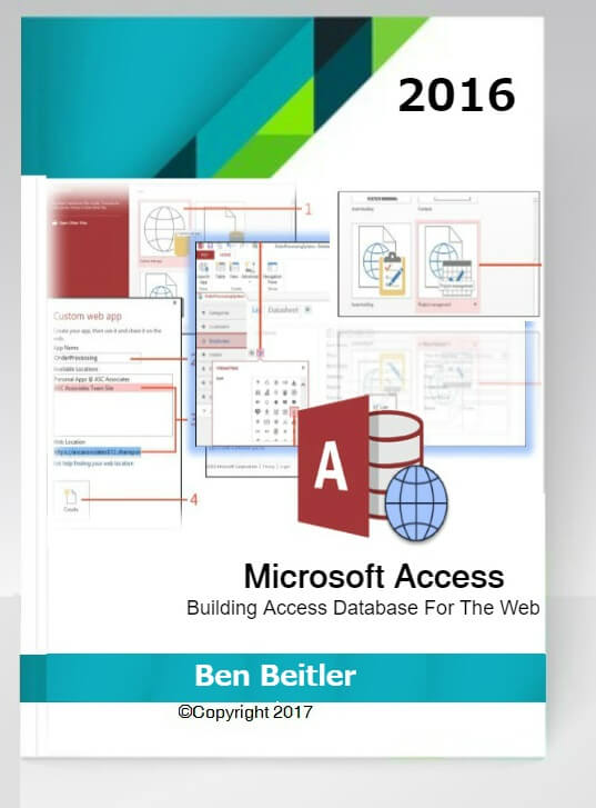 Building Access Databse for the web 2016