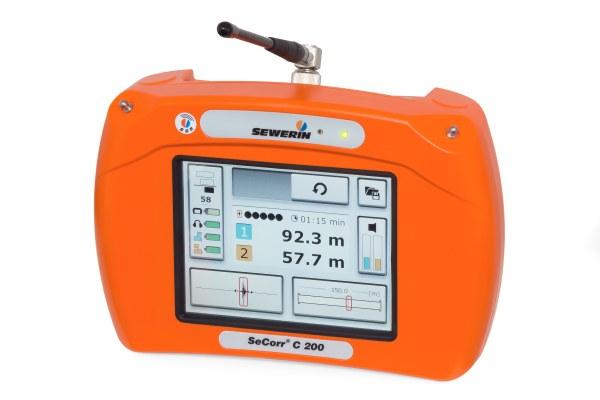 SeCorr C200 Correlator receiver