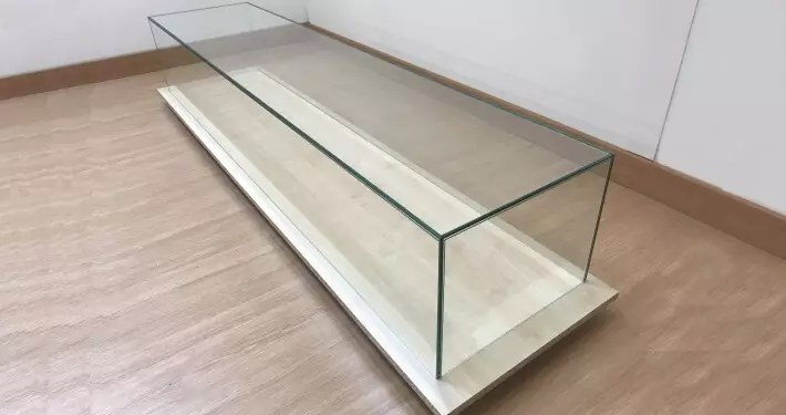 Custom Glass Display Cases from Access Displays