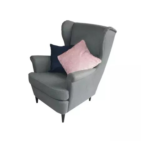 recliner chair hire white wing ls74 windsor lounge armchair access displays