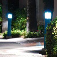 Bollard Path Lights - LED Bollard Lights | Access Fixtures