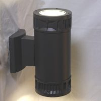 40w Outdoor Wall Sconce Up Down LED 347-480v