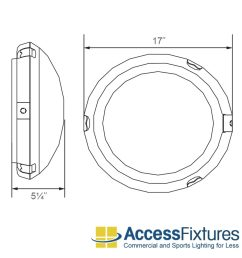 dimensions and mounting 30w round wall light dimensions [ 1000 x 1000 Pixel ]