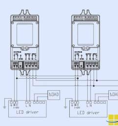 step dimming wiring diagram [ 900 x 900 Pixel ]