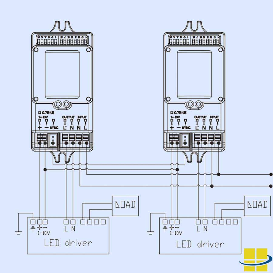 medium resolution of daylight sensor wiring diagram 120v