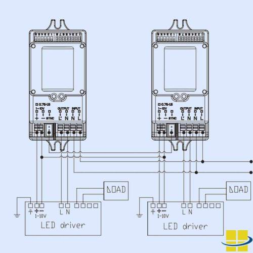 small resolution of daylight sensor wiring diagram 120v