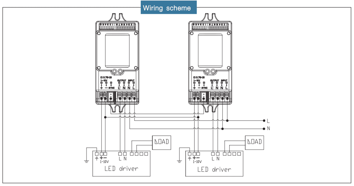 Wiring Diagram For Bollard Lights