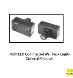 40w commercial wall pack lights photocell [ 1000 x 1000 Pixel ]