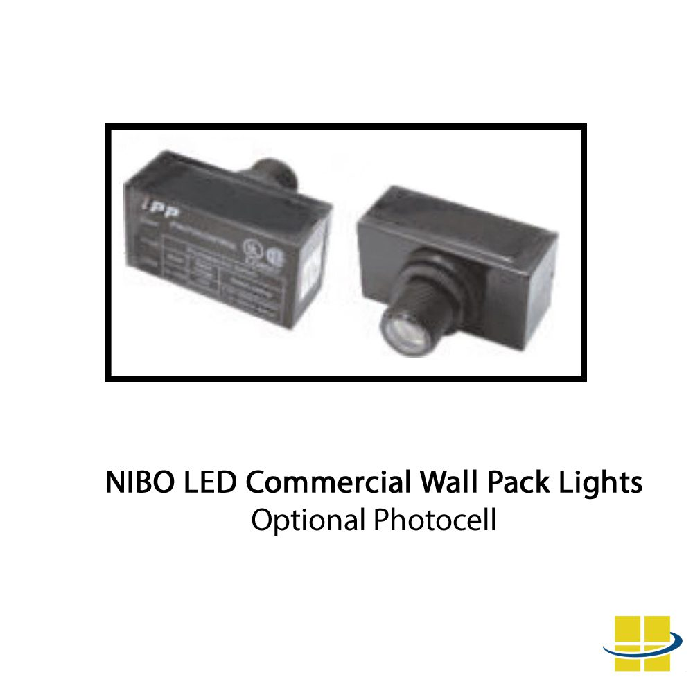 medium resolution of 40w commercial wall pack lights photocell