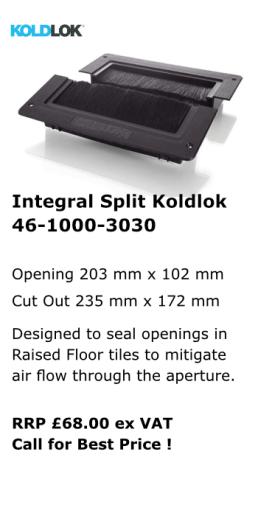 46-1000-3030 Koldlok Split Integral