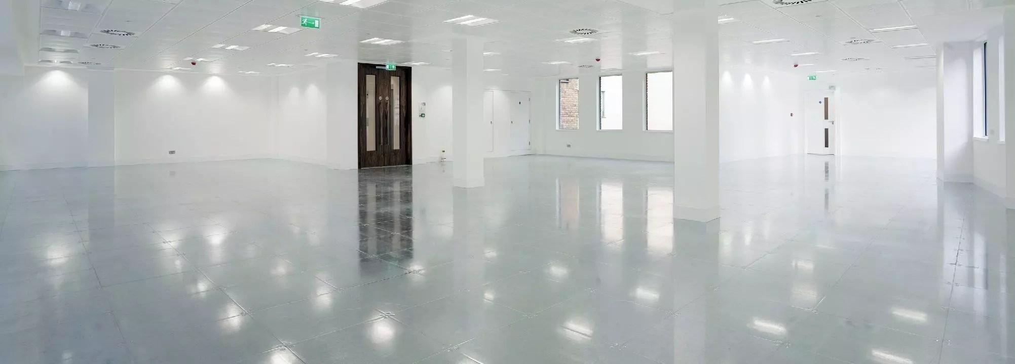 Raised Flooring Bare panels