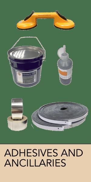 raised access flooring adhesives and ancillaries