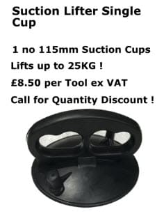 suction lifter single cup