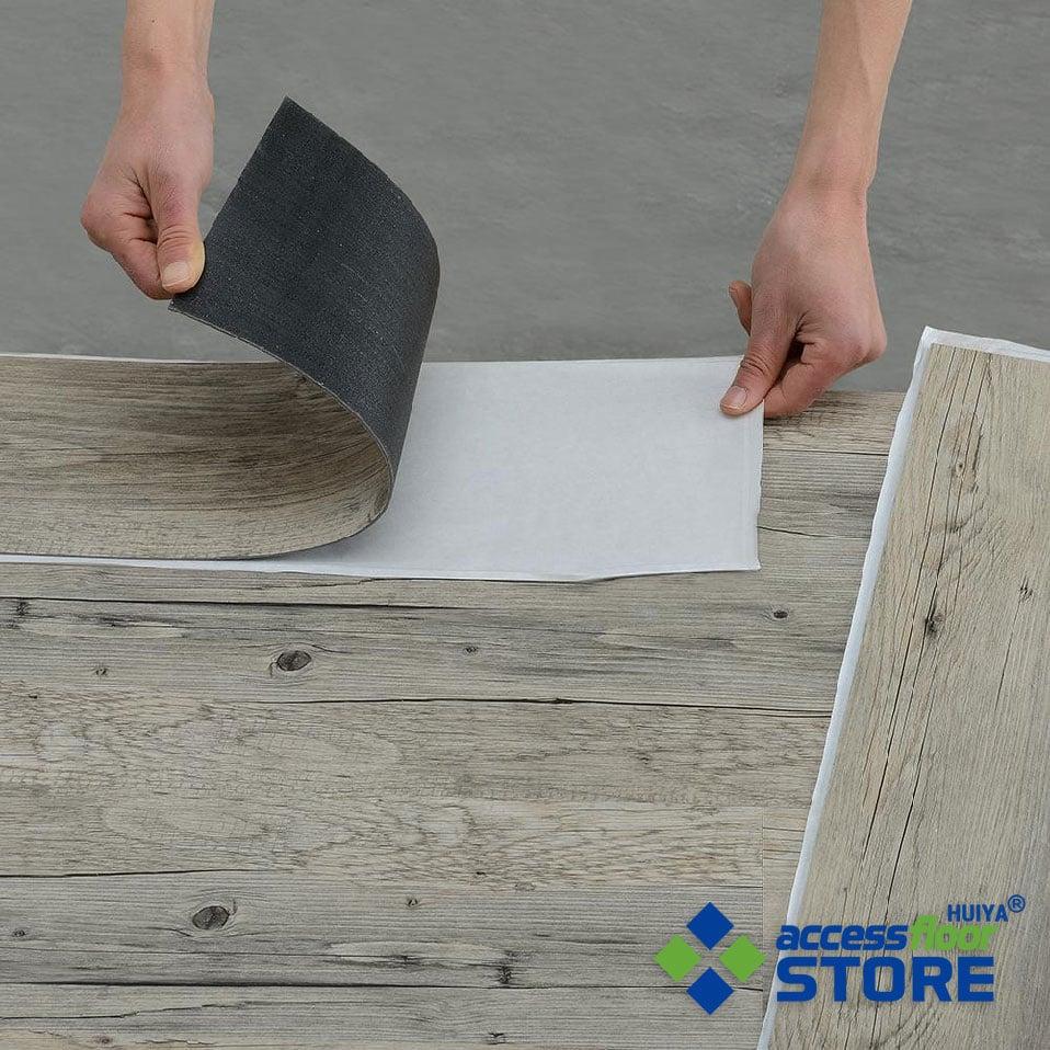 peel and stick vinyl floor tiles