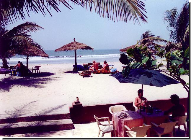 Palm Beach Hotel Kotu Gambia