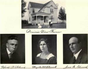 Prairie View Farm and the Glascock Family