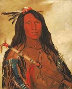 Cheyenne - George Catlin