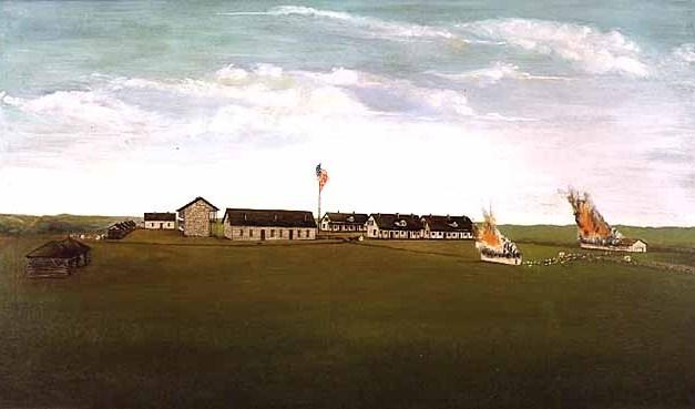 The Sioux Massacre, Minnesota