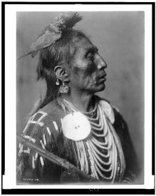 Medicine Crow, Crow Indian, Montana