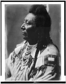 Plenty Coups, Crow Indian