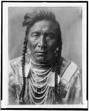 Strike On his Head, Crow Indian, Montana